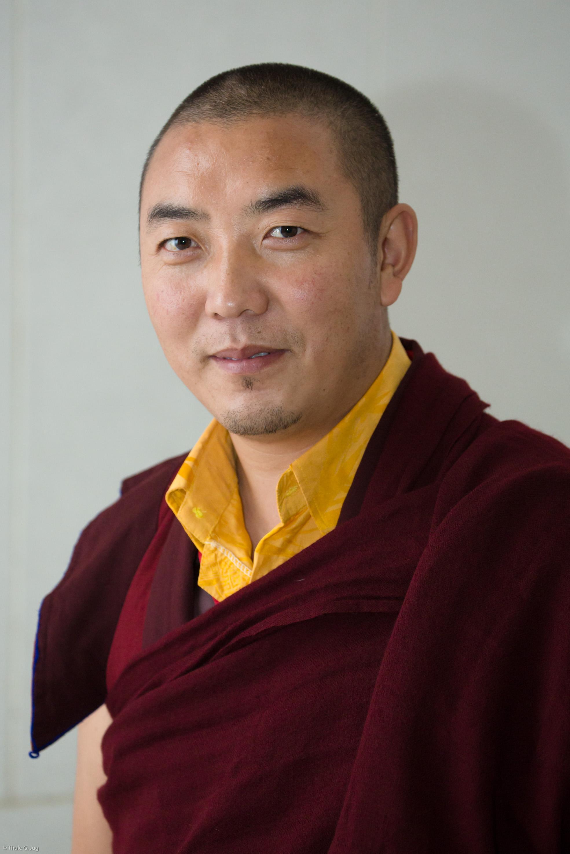 Khenpo Rikdzin